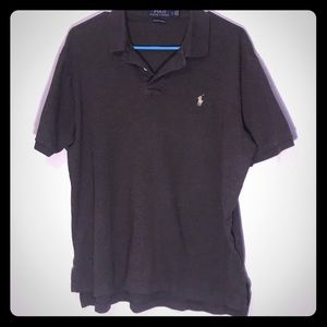 Polo Ralph Lauren - brown soft touch Polo